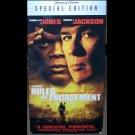 Rules of Engagement (VHS, R, 2001) Samuel L. Jackson, Tommy Lee Jones Drama Like New
