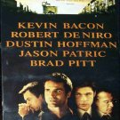 Sleepers (VHS, R 1997) Robert DeNiro, Kevin Bacon, Brad Pitt, Drama Like New