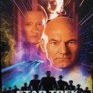 Star Trek: First Contact (VHS, PG-13, 1997) Patrick Stewart,  Sci-Fi, Fantasy Like New