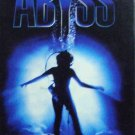 The Abyss (VHS, PG-13 2002) Ed Harris, Mary Elizabeth Mastrantonio, Thriller