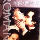 The Age of Innocence (VHS,  PG 1994) Daniel Day-Lewis, Drama Like New