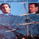 The Bounty (VHS, PG, 1995) Mel Gibson,  Anthony Hopkins,  Action / Adventure Like New