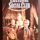 The Chyenne Social Club (VHS, PG 1994) Henry Fonda, James Stewart, Western Comedy Like New