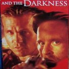 The Ghost and the Darkness (VHS, R, 1997) Michael Douglas, Horror
