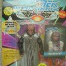 Star Trek- The Next Generation- Klingon Warrior Worf