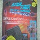 Star trek- innerspace series- Borg ship mini playset