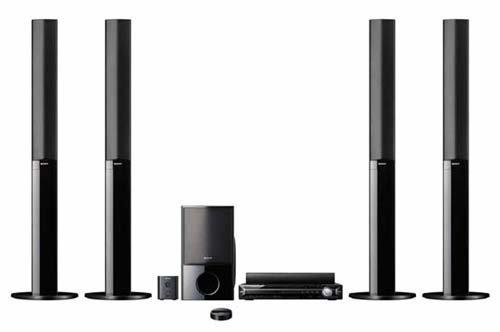 Sony DAV-FZ900KW Wireless DVD Home Theater with HDMI - Region-Free, PAL/NTSC, 110/220V