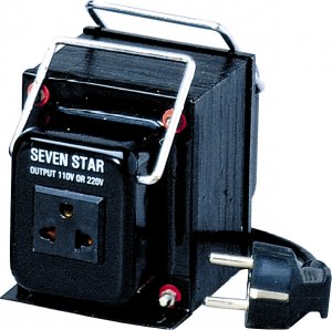 THG-5000 5000 Watts Step Up-Down Transformer 110v to 220v or 220v to 110v