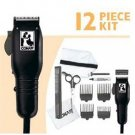 Conair HC102 Dual Voltage 12-Piece Haircut Kit