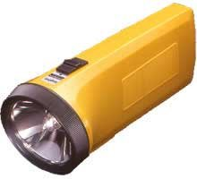 Sanyo NL-1000 220V Rechargeable Flash Light 220 Volt Torch (NOT SUITABLE FOR USA USE)