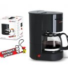 Alpina SF-3901 4 TO 6 Cups Coffeemaker for 220 Volts Use Only - Will not work in USA