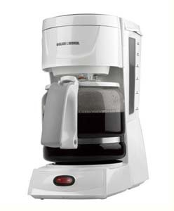 Black And Decker Dlx851 12 Cup Coffee Maker For 220 Volt