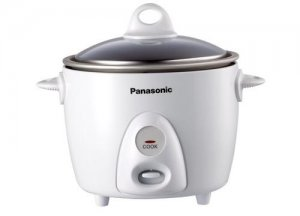 Panasonic SR-G10 5-Cup Rice Cooker 220 Volt Compatible (WILL NOT WORK IN USA)