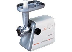 Panasonic MKG1300P Meat Grinder 220 Volts (WILL NOT WORK IN USA)