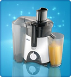 Oster 3157 220 Volt Juice Extractor (NOT FOR USE IN USA)