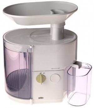 Braun MP80 Juice Extractor Juicer For 220 Volt (NOT FOR USE IN USA)