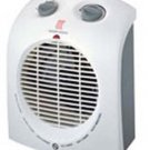 Black and Decker HX280 Fan Heater for 220 Volts (Not for use in USA)