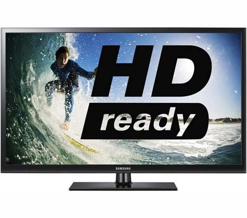 """Samsung PS43D450 43"""" Plasma Television For Worldwide Use"""