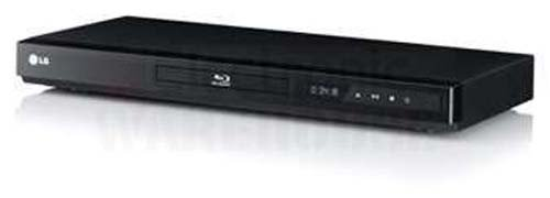 LG BD640 Wireless Blu-Ray Multi-Zone DVD Disc Player