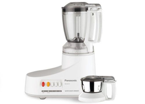Panasonic MX-AC210 New Super Mixer Grinder (220V) 220 Volts