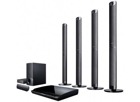Sony DAVSZ1000W Wireless DVD Home Theatre System 110/220V