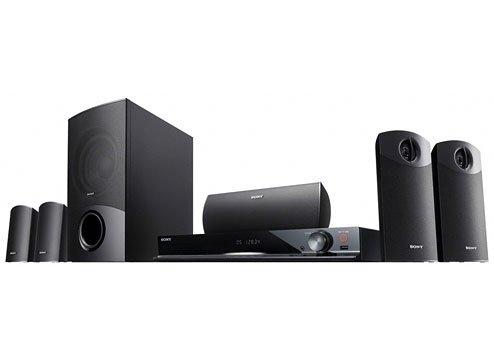 Sony DAV-DZ340K 5.1 Channel DVD Home Theatre System 110/240V