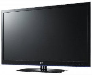 "LG 42LV3730 42"" Full HD Multisystem LED Smart TV 110/220 Volts"