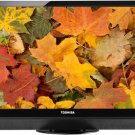 "Toshiba 24HV10 24"" PAL/NTSC 110V/240V Full HD Multi-System LCD TV For Worldwide Use"