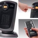 DeLonghi DCH4590ER 220V 50Hz Space Heater w/Remote & Timer (220V NON-US Compliant)
