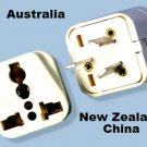 Type I SS-416 Australia New Zealand China Universal Plug Adapter
