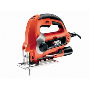 Black And Decker KS900EK 220 Volt Pendulum Jigsaw (220V NON-US Compliant)