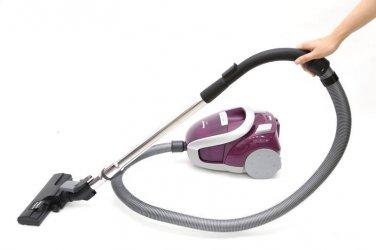 Panasonic MC-CL433 220 Volt Bagless Canister Vacuum (220V NON-US Compliant)