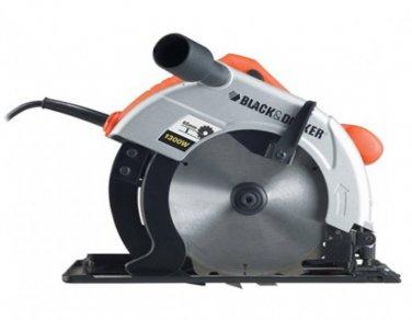 Black And Decker KS1300 220 Voltage Circular Saw (220V NON-US Compliant)