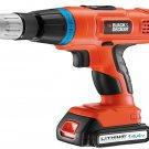 Black And Decker EPL148K 220 Voltage Cordless Drill (220V NON-US Compliant)