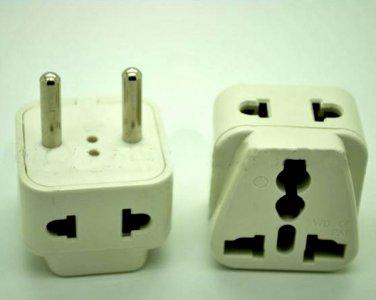 Type C SS-711 Euro/Asian 2-Input Universal Plug Adapter