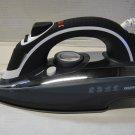 Daewoo DI-9208 220 Volt Black Steam Iron (220V NON-US Compliant)