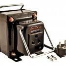 Simran THG300 300 Watts Step Down Voltage Converter 220v to 110v