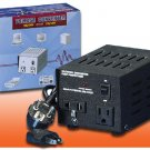 Seven Star TC300 300 Watts Step Up Down Voltage Transformer from 110 to 220 volt and 220v to 110v