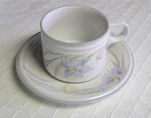 Cup and Saucer Set, Studio Nova, New Gabriele, Japan, 3 available