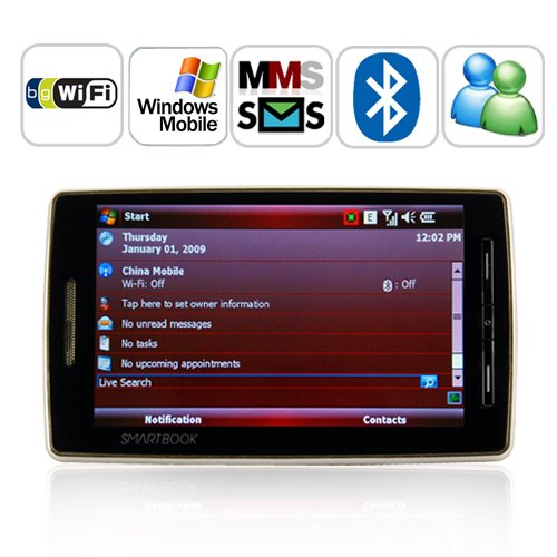 myPad - Windows SmartPhone with 5 Inch Touch Screen