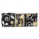 Vera Bradley Yellow Bird Brush and Pencil Case