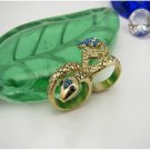 Two finger ring Vintage style high quality