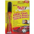 Fix It Pro Clear Car Scratch Repair Remover Pen Simoniz
