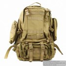 New Large Capacity Durable Mountaineering Backpack
