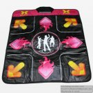 Dance Revolution USB Non-Slip Dancing Step Dance Mats Pads for PC TV AV