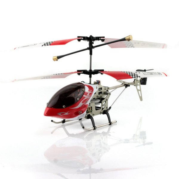 New 3-Channel RC Helicopter w/ Infrared Remote Control