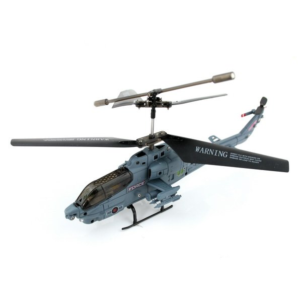 Mini Rechargeable 3.5-Channel RC Helicopter w IR Control