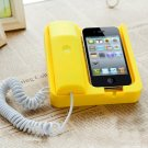 PhonexPhone Fixed Line Phone Design Charging Station Power Dock with Power Cable for iPhone 3GS
