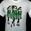 Irish Dancers Three Irish Dancers