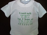 I Can't Talk Yet T-shirt